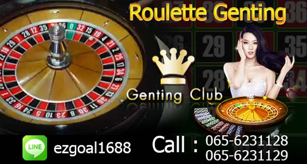 Roulette Genting